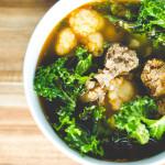 Kale Sausage Soup Recipe