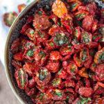 Sun-Dried Cherry Tomatoes