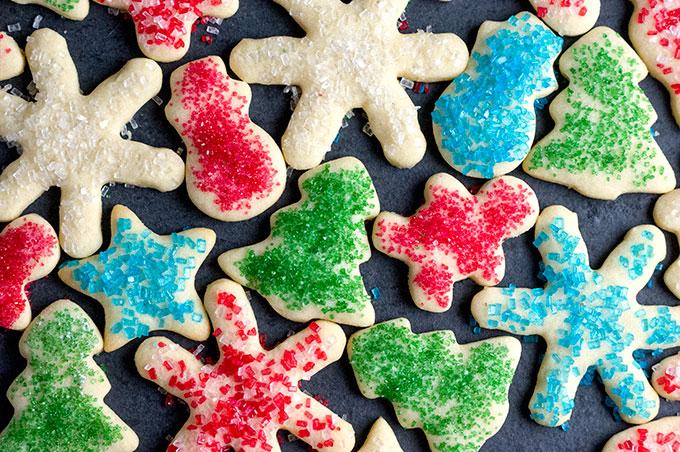 Favorite Christmas Sugar Cookies