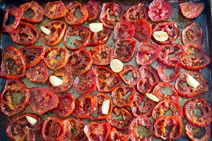 Roasted-Tomatoes