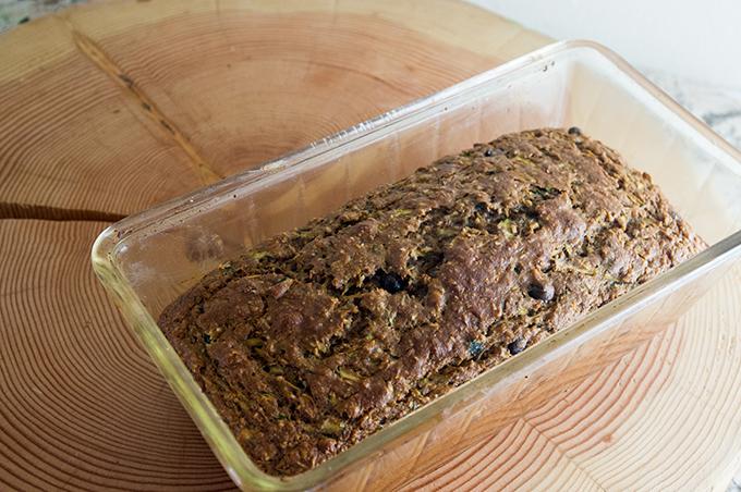 Zucchini-Bread-in-pan