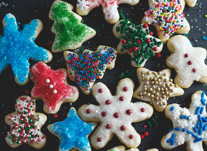 Favorite Christmas Sugar Cookies Recipe