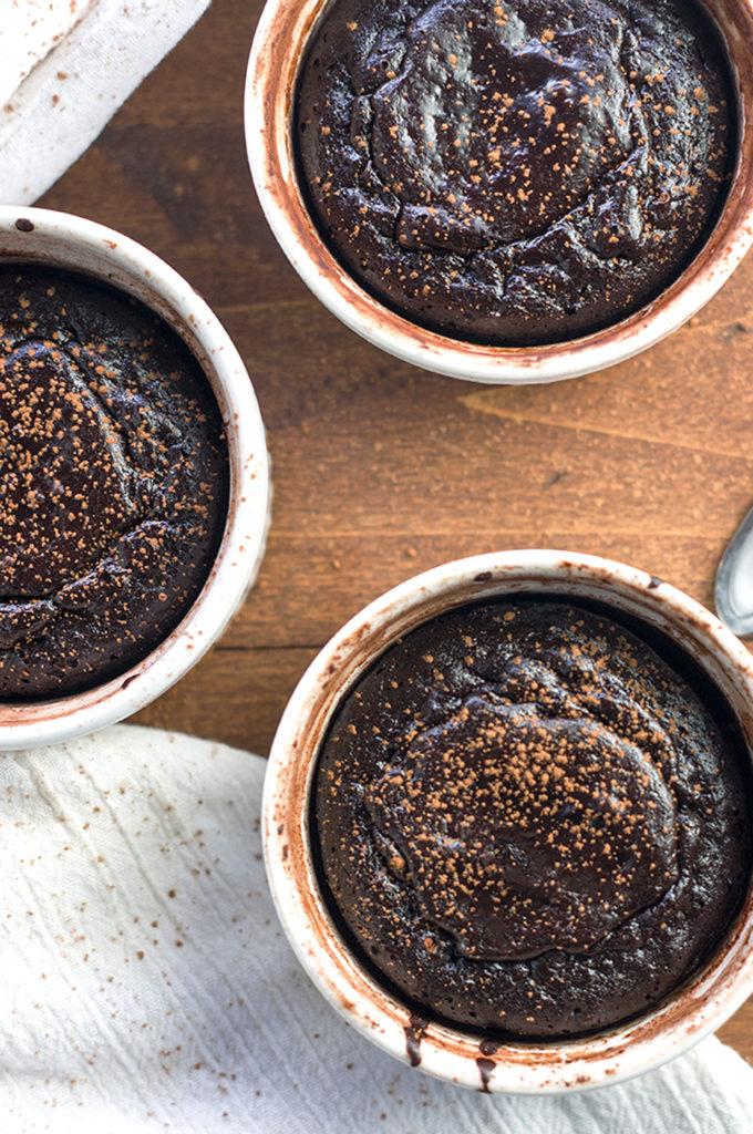 Dark Chocolate Keto Cake